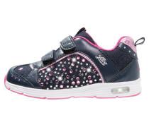 SHINE Sneaker low marine/pink