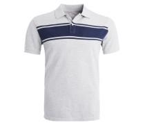 Poloshirt - heather grey