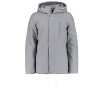 WILLIAM Übergangsjacke grey melange