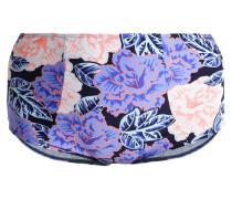 FLORAL - Bikini-Hose - navy blue