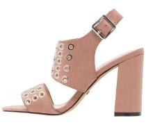 NADIA High Heel Sandaletten nude