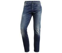 SKINNY Jeans Slim Fit blue denim