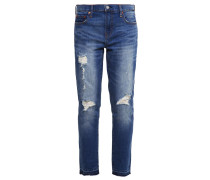 Jeans Straight Leg medium indigo