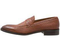 COAT CHECK Slipper cognac