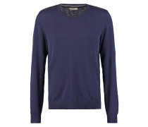 Strickpullover - dark blue
