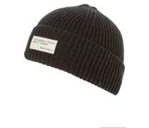 NICHOLSON - Mütze - black melange
