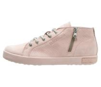Sneaker high rose dust
