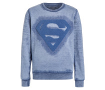 Sweatshirt medium blue