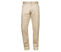 Jeans Relaxed Fit beige