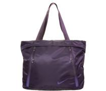 AURALUX TOTE Sporttasche purple dynasty/dark iris