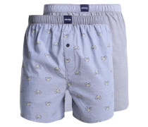 2 PACK - Boxershorts - blue selection