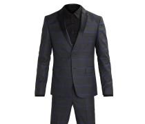 Anzug - grey/navy