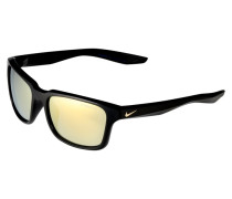 ESSENTIAL SPREE - Sonnenbrille - black/gold-coloured