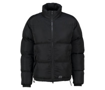 KEITH Winterjacke black