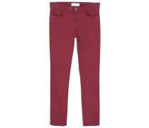 SOFT - Jeans Slim Fit - wine
