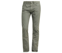 VARICK Stoffhose metallic grey