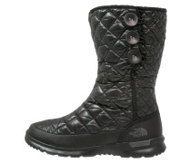THERMOBALL Snowboot / Winterstiefel shiny black/smoked pearl grey