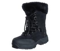 ST MORITZ 200 WP II - Snowboot / Winterstiefel - black/clover