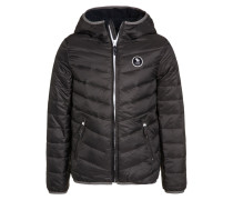 Winterjacke dark grey