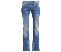 DELISA Jeans Bootcut lightblue denim