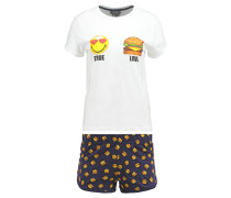 TRUE LOVE Pyjama white