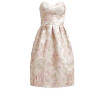 Cocktailkleid / festliches Kleid taupe/beige