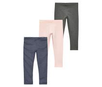 Leggings Hosen pink
