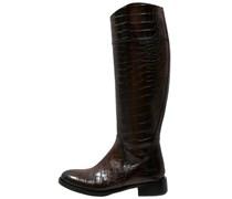 MILLI 8 Stiefel dark brown
