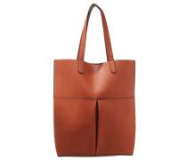 Shopping Bag - cognac