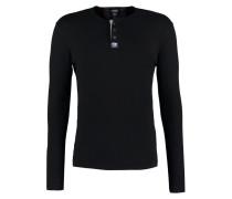HERITAGE Langarmshirt black
