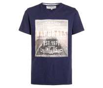 GUDDY TShirt print old blue