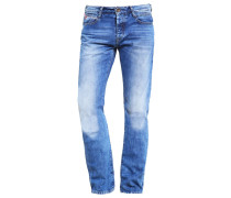 LONGJOHN Jeans Straight Leg worn in