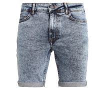 Jeans Shorts - moon washed