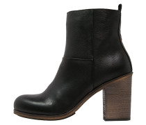 MALLET High Heel Stiefelette black/natural