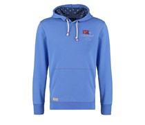 Sweatshirt blue langune