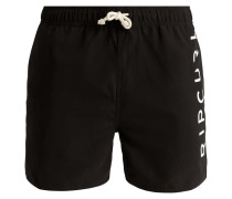 BRASH VOLLEY Badeshorts black