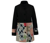 LOLA Wollmantel / klassischer Mantel black