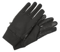 STORM LINER Fingerhandschuh black