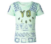 FAIRFOX - T-Shirt print - light mint
