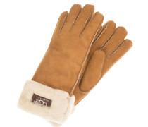 CLASSIC Fingerhandschuh chestnut