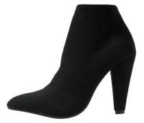 BUCH - High Heel Stiefelette - black