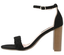 CARLTON High Heel Sandaletten black