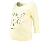 Sweatshirt yellow