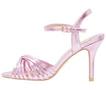 SPIRAL - Riemensandalette - pink