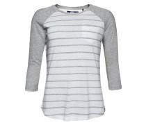 Langarmshirt - hatti grey
