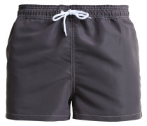 Badeshorts dark grey