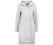 ONLLIVIA Wollmantel / klassischer Mantel light grey melange