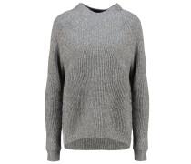 VERDENA - Strickpullover - grey melange