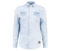 Hemd light blue denim