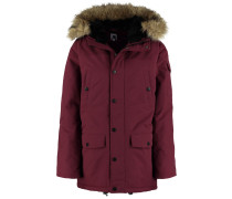 ANCHORAGE - Parka - chianti/black